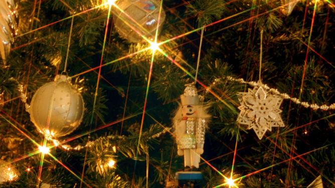 Świąteczny nastrój w domu Artura Chrzanowskiego