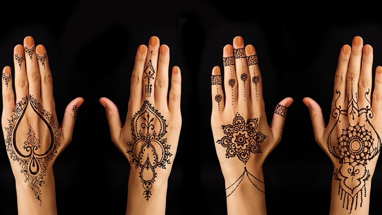 Tatuaż Czarną Henną Może Być Niebezpieczny Dla Zdrowia