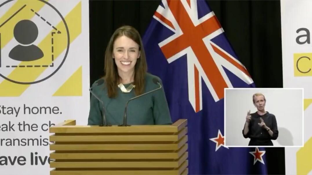 """""""Czy do mojego domu przyjdzie w tym roku zajączek?"""" Niezwykła odpowiedź premier Nowej Zelandii"""