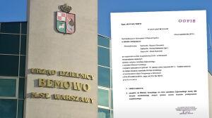 """""""Nos Pinokia będzie krótszy"""". Burmistrz Bemowa przegrał w sądzie"""