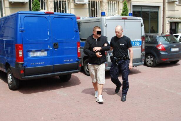 Pijany kierowca zatrzymany Komenda Stołeczna Policji