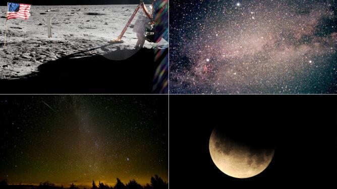 Astronomiczne lato coraz bliżej. <br />Będzie pełne atrakcji na niebie