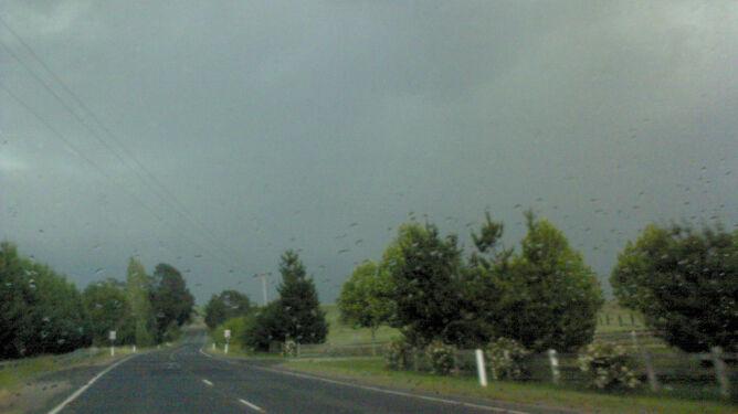Warunki drogowe miejscami pogorszone