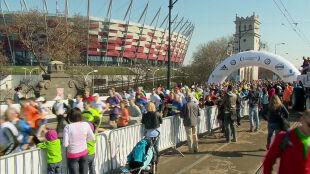 Meta Maratonu Warszawskiego ostatni raz na Narodowym