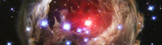 """Myśleli, że to wybuch gwiazdy, a to """"świetlne echo"""""""