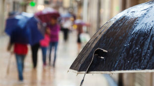 Prognoza pogody na jutro: będzie deszczowo i wietrznie. Biomet będzie niekorzystny