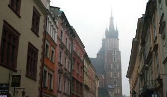 Kraków, Goczałkowice-Zdrój, Nowy Targ - południe kraju oddycha smogiem