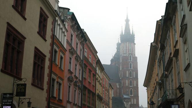 To kolejny dzień, kiedy smog dusi Polskę