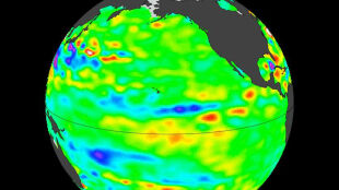 La Nada zdominowała pogodę na Pacyfiku. Anomalia trwa już 16 miesięcy