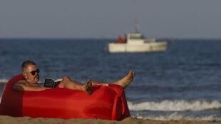 W południowej Europie lato trwa w najlepsze