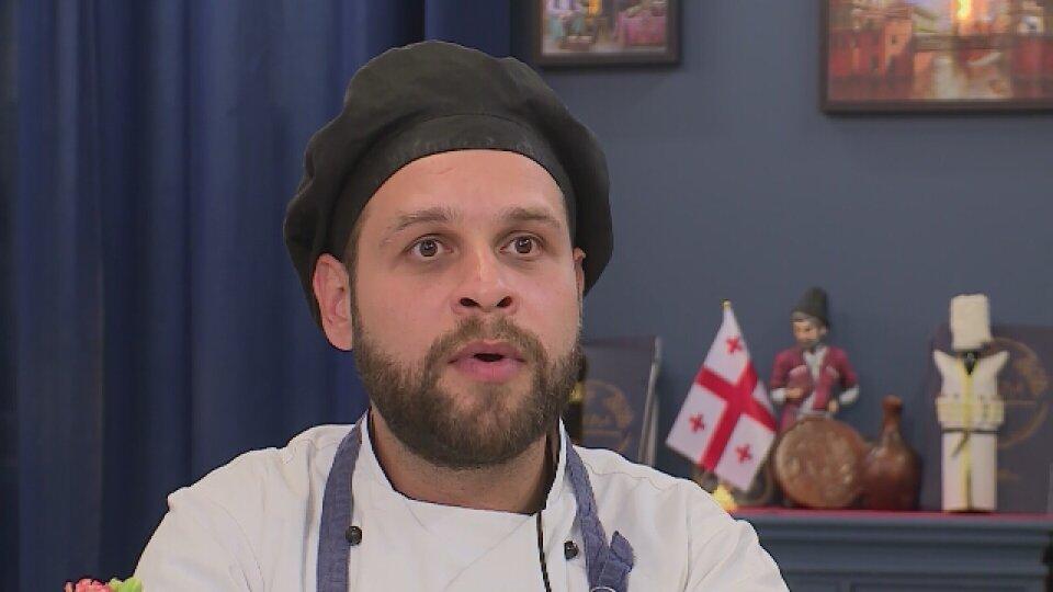 Przedpremierowo Gruzinska Kuchnia Z Romantyczna I Dramatyczna